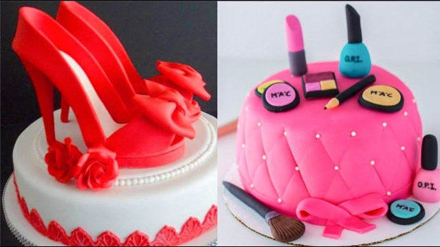 Birthday Cake Ideas For Women Top 20 Amazing Birthday Cake Women Ideas Cake Style 2017 Oddly