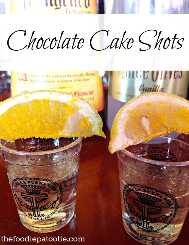 Birthday Cake Shot Recipe Chocolate Birthday Cake Shot Recipe S Xurl