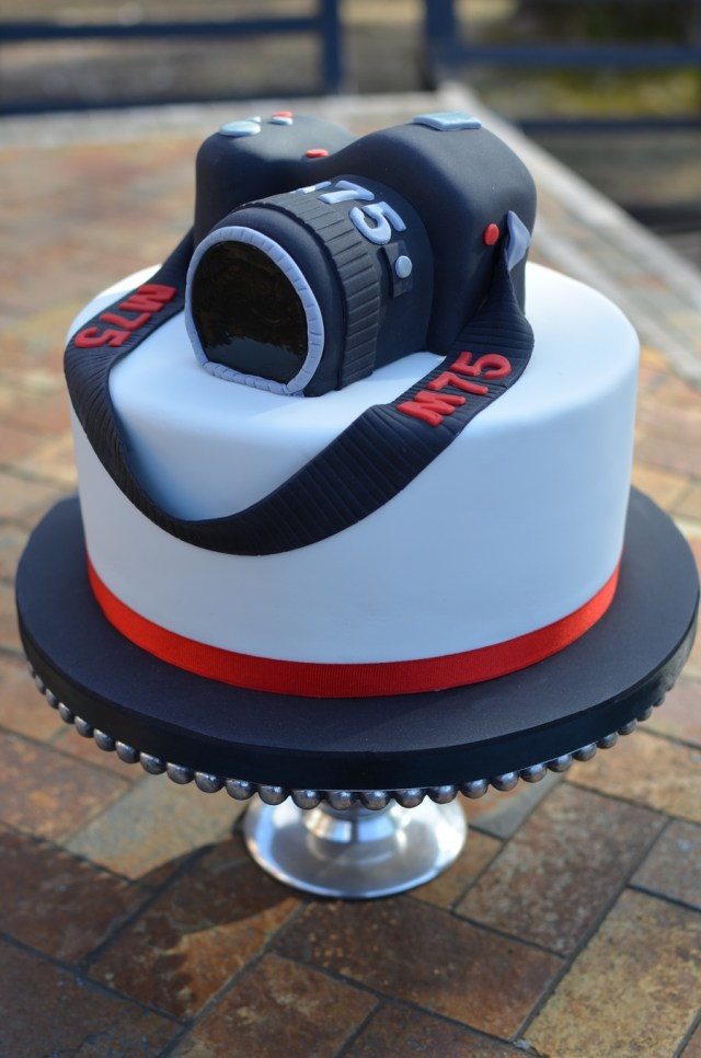 Camera Birthday Cake Camera Birthday Cake Cakecentral