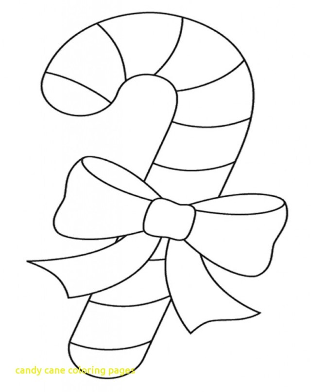 Candy Cane Coloring Page Christmas Coloring Page Candy Cane At Seimado