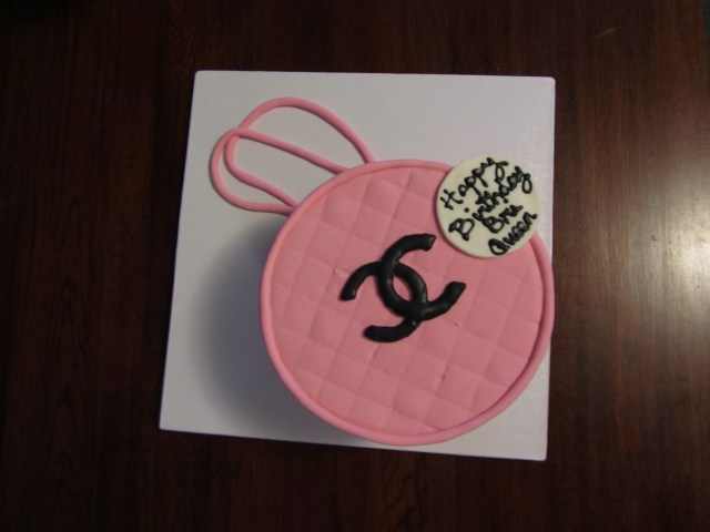 Chanel Birthday Cake Chanel Bag Birthday Cake Cakes Pastry Shop Cocoa Bakery Cafe