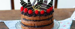 Chocolate Birthday Cake Birthday Chocolate Cake Recipe Bbc Food