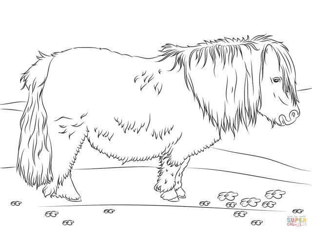 Coloring Pages Horses Horses Coloring Pages Free Coloring Pages