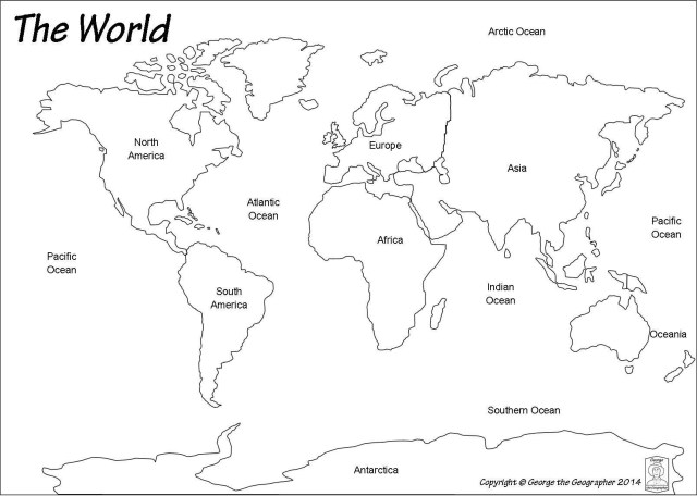 Continents Coloring Page Luxury Arctic Map Coloring Pages 444678