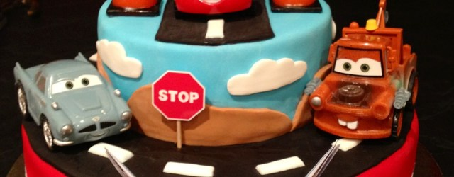 Disney Cars Birthday Cake Disney Cars Cake Made Me Verjaardag Koeke Pinterest Cars