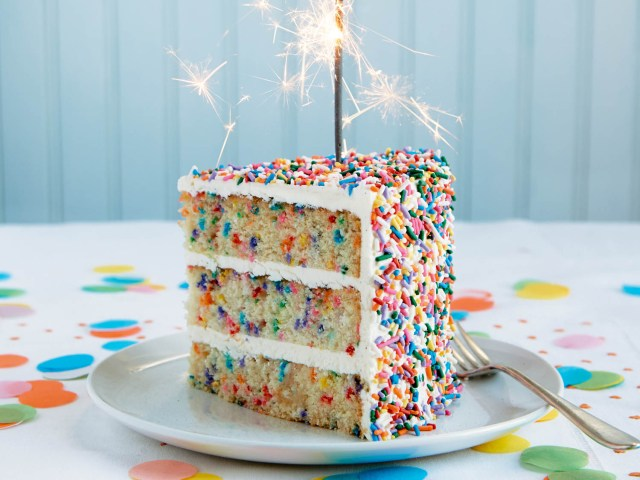 Easy Birthday Cake Ultimate Birthday Cake From Baked Occasions Recipe Serious Eats