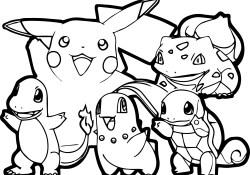 Free Printable Pokemon Coloring Pages Pokemon Coloring Pages Printable Free Printable Pokemon Coloring