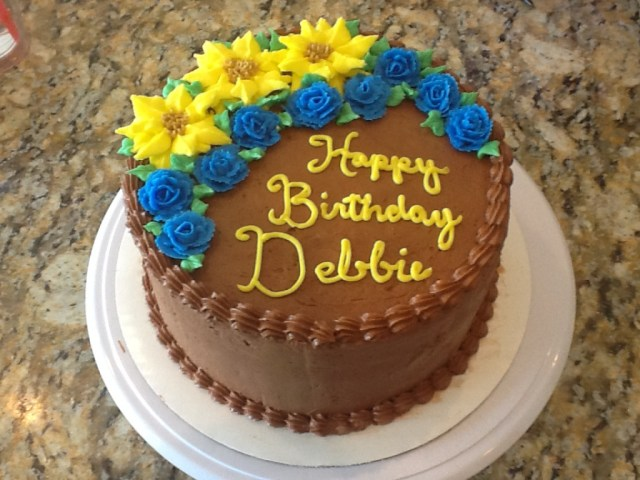 Happy Birthday Debbie Cake Happy Birthday Deborah Cake 9 Happy Birthday World