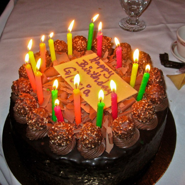 Happy Birthday Gloria Cake Happy Birthday Gloria Bill Binns Flickr