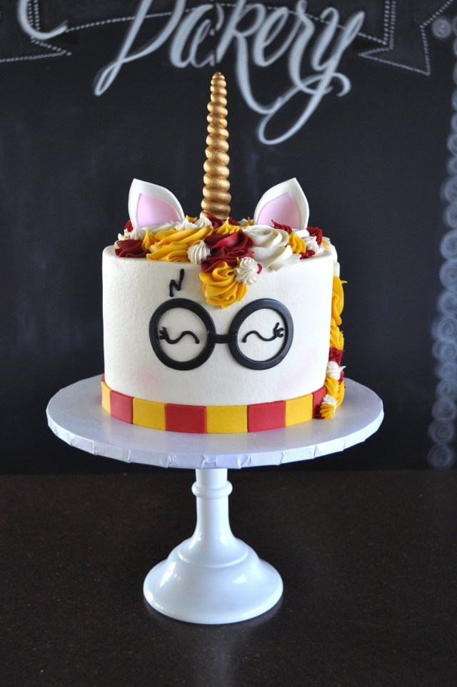 Harry Potter Birthday Cakes Sugar Bee Sweets Bakery Dallas Fort Worth Wedding Cake Bakery