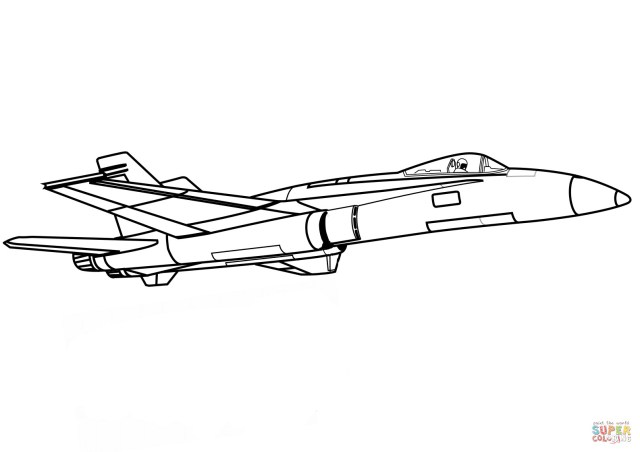 Jet Coloring Pages Jet Fighter Coloring Page In Fighter Jet Coloring Page Coloring