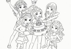 Lego Friends Coloring Pages Coloring Pages Lego Friends Awesome 7 Indianmemories