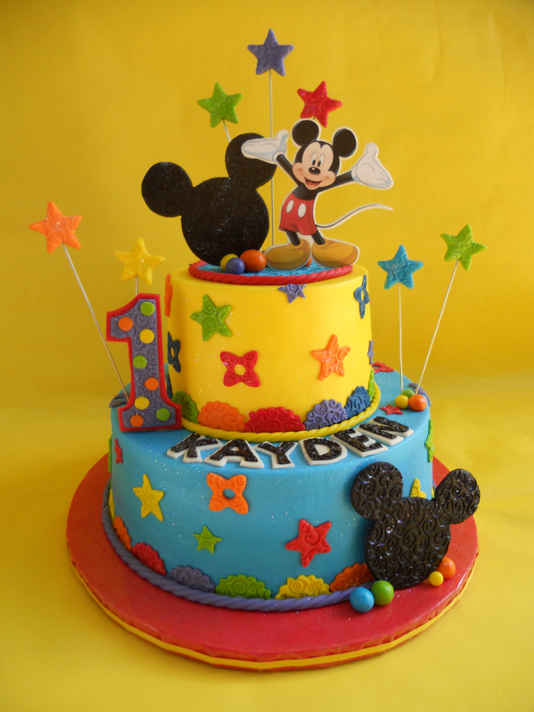 Mickey Mouse Clubhouse Birthday Cake Mickey Mouse Clubhouse Birthday Cake Amy Stella Flickr