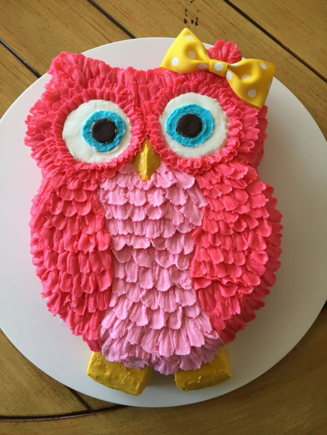 Owl Birthday Cakes Pin Hester On Size Of Owl Cake Pinterest Cake Owl Cakes And