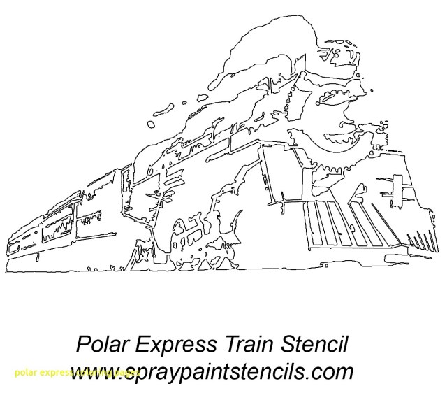 Polar Express Coloring Pages The Polar Express Coloring Pages Cosmo Scope