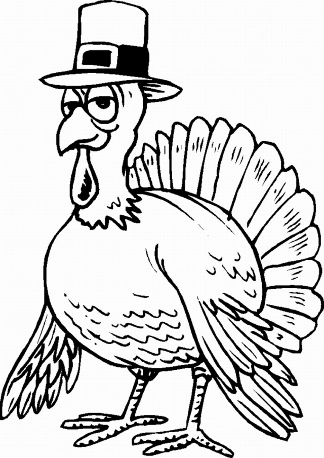Thanksgiving Color Pages Coloring Pages Thanksgiving Coloring Pages To Print For Free At
