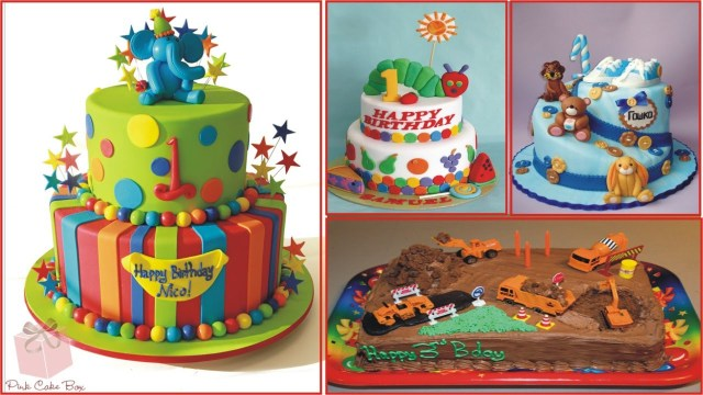 Toddler Girl Birthday Cakes Birthday Cake Ideas For Children Youtube