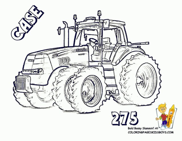 Tractor Coloring Pages Best Of Tractors Coloring Pages Collection Printable Sheet For