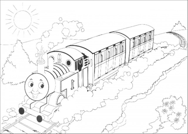 Train Coloring Page Train Coloring Page Collections Of Elegant Tank Coloring Pages