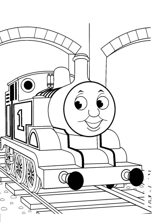 Train Coloring Page Train Coloring Pages Coloring Pages For Everyone