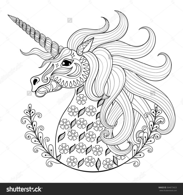 Unicorn Coloring Pages For Adults Coloring Page Adult Colorings Unicorn Best Of Cute For Adults 56