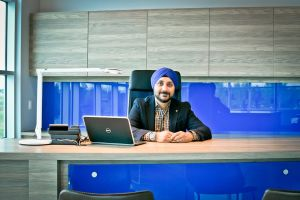 Entity Developments Raminder Sodhi