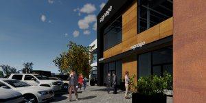 Entity Developments Chappelle Square Building D