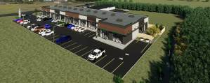 Entity Developments Stony Plain Retail G