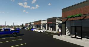 Entity Developments Stony Plain Retail H