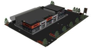 Entity Developments Edson Plaza