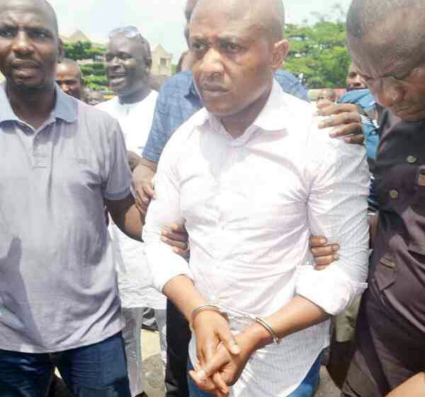 Evans will Be Arraigned Tomorrow For Alleged Kidnap Of The Owner Of Young Shall Grow Motors
