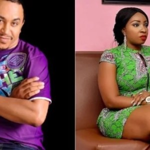 Nollywood actress Anita Joseph taunts Daddy Freeze – I tithe, come and beat me