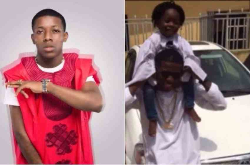 Small Doctor surprises mother with brand new customised car (photos)