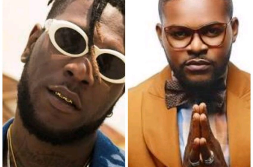 Burna Boy rejects female fan who said she loves him over Falz