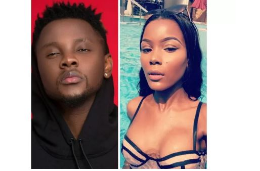 A lady cries on twitter saying she wants Kiss Daniel to suck her