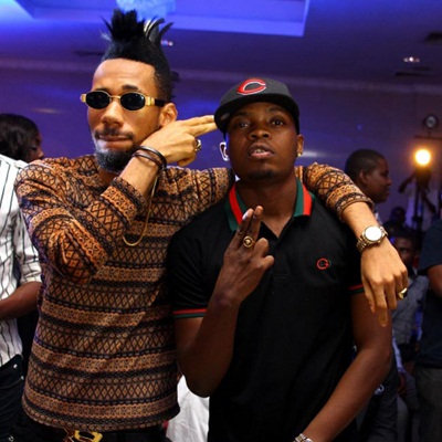 Partners In Crime: Phyno and Olamide at it again