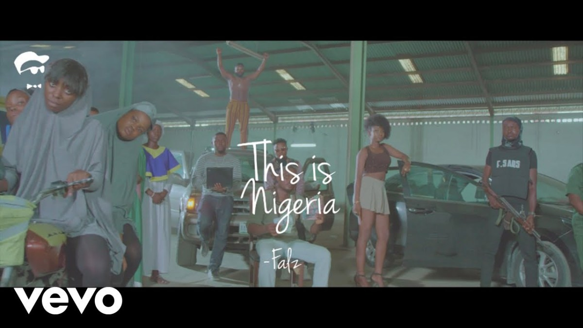 JAM VIDEO: Falz - This Is Nigeria