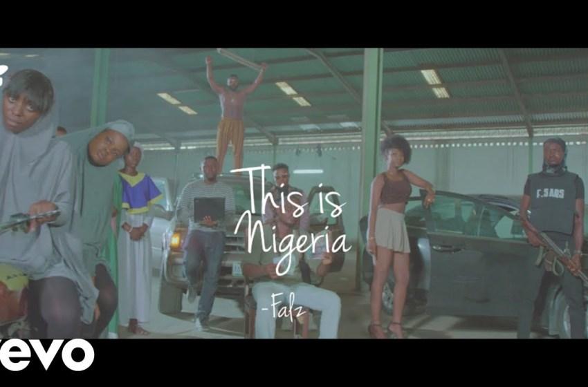 JAM VIDEO: Falz – This Is Nigeria