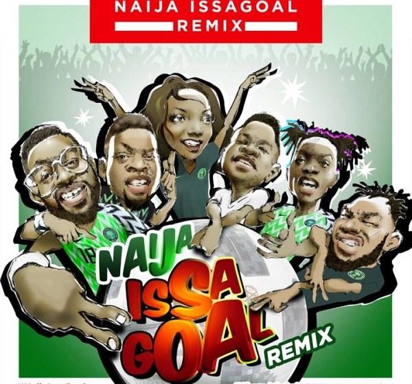 JAM : Naira Marley x Olamide x Lil Kesh x Falz x Slimcase x Simi – Is a goal