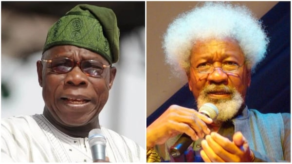 [Wole Soyinka] Obasanjo has crossed the red line and I will launch a publication to expose him on July 3