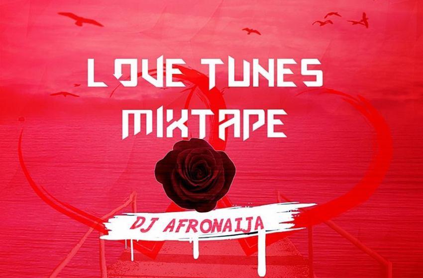 MIX : Dj AfroNaija – Love Tunes Mixtape