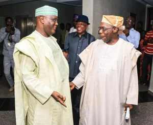 [GBAM] I will continue Obasanjo's presidency if I win in 2019 - Atiku
