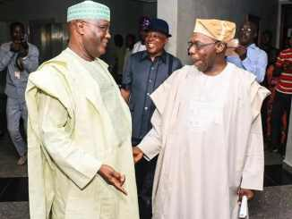 [GBAM] I will continue Obasanjo's presidency if I win in 2019 - Atiku