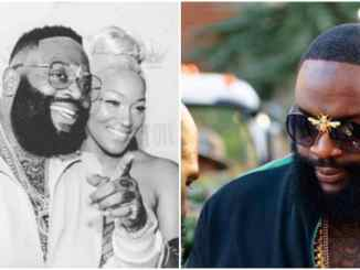 Rapper Rick Ross welcome baby boy with girlfriend