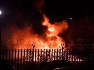 Fire razes EFCC's Abuja office