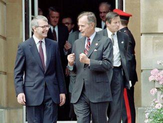 Former US President George Bush is dead