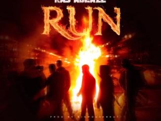 Ras Ablaze - Run