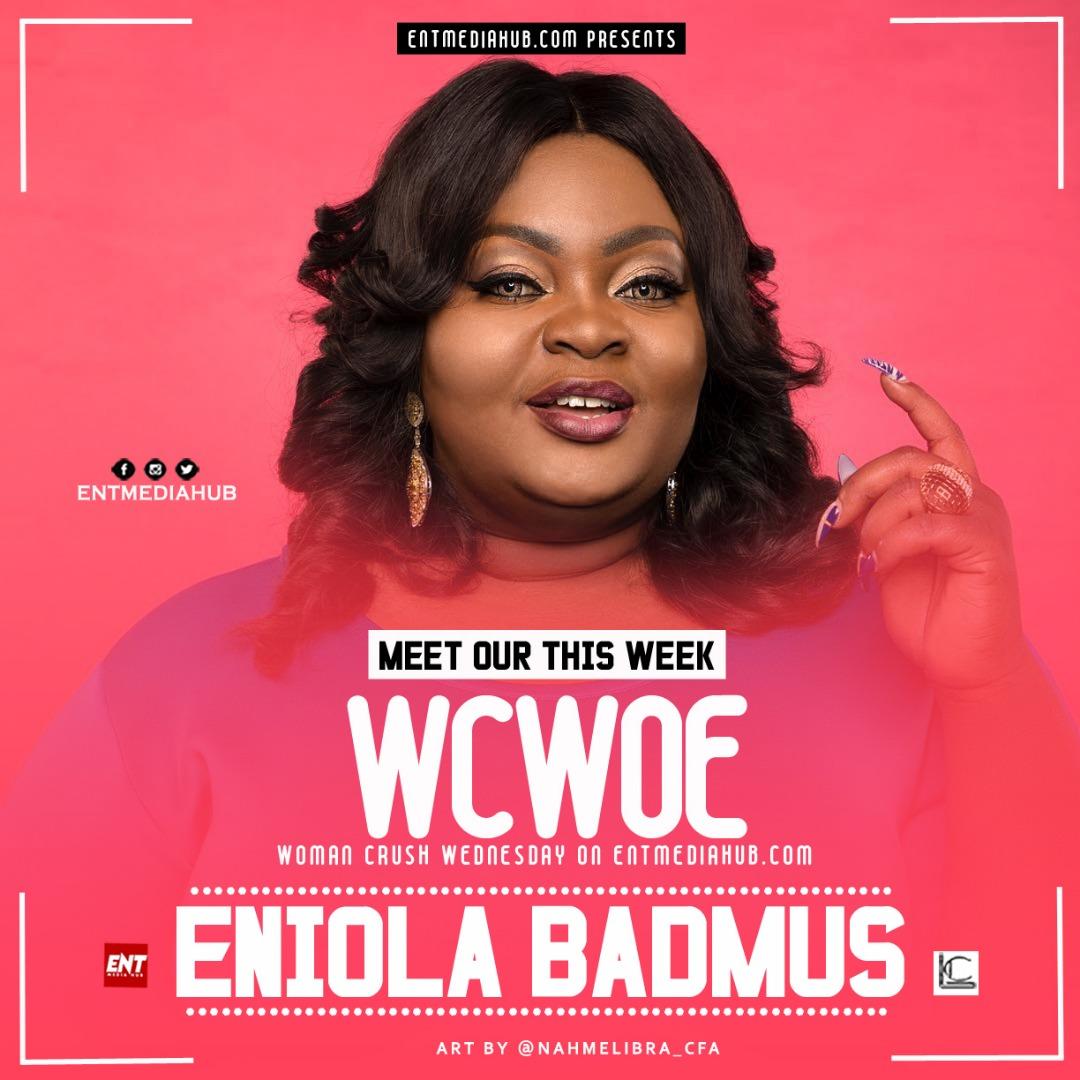 Meet Our This Week WCW - ENIOLA BADMUS