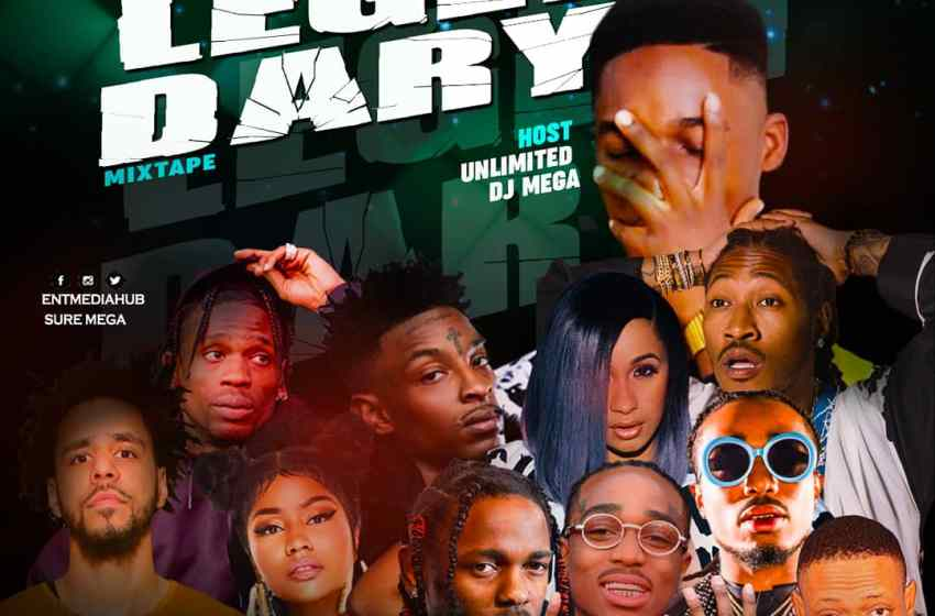 Legendary Mixtape – Dj Sure Mega