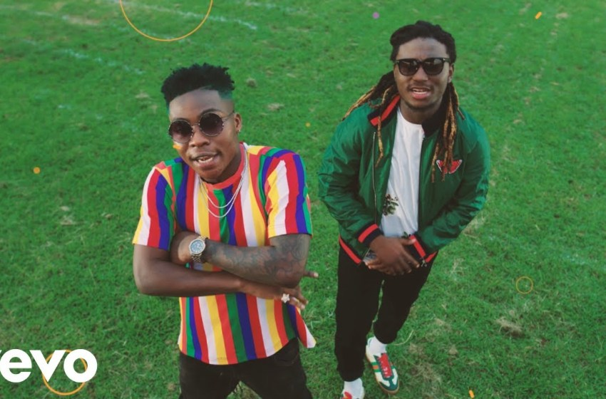 [VIDEO] Reekado Banks X DJ Yung – Yawa